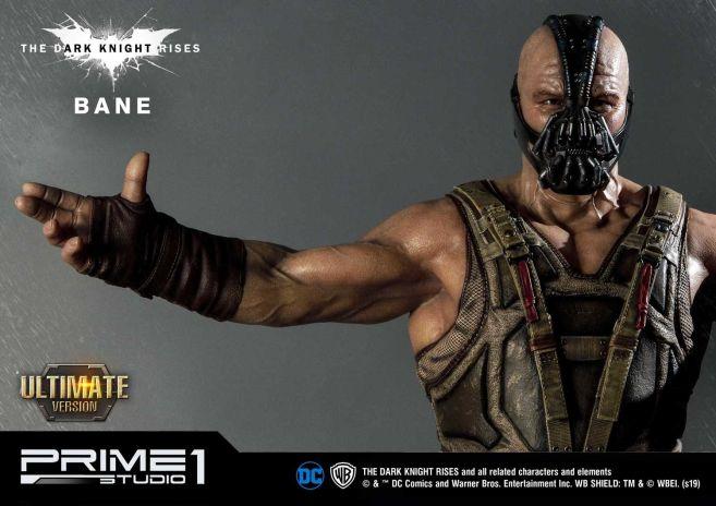 Prime 1 Studio - Dark Knight Rises - Bane - Statue - 01