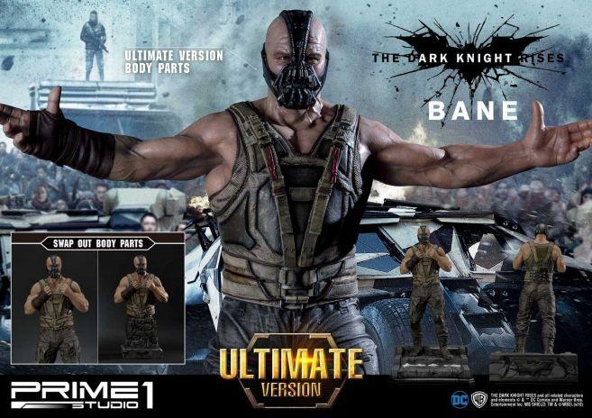 Prime 1 Studio - Dark Knight Rises - Bane - Statue - 04