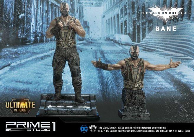 Prime 1 Studio - Dark Knight Rises - Bane - Statue - 11