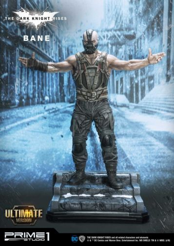 Prime 1 Studio - Dark Knight Rises - Bane - Statue - 17