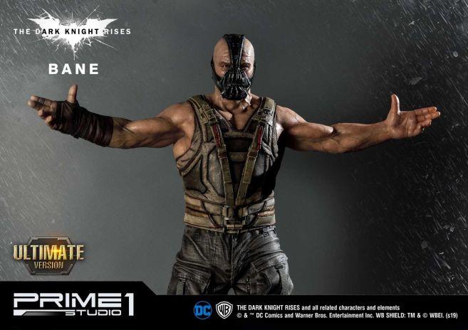 Prime 1 Studio - Dark Knight Rises - Bane - Statue - 20