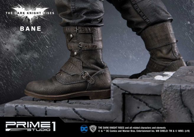 Prime 1 Studio - Dark Knight Rises - Bane - Statue - 29