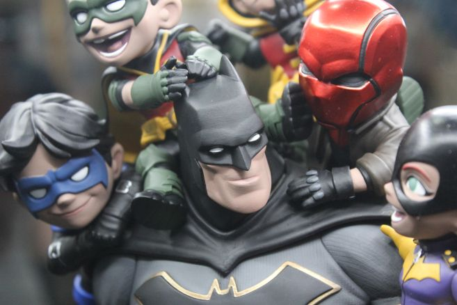 QMx - Toy Fair 2019 - Batman Family Q-Master Diorama - 08