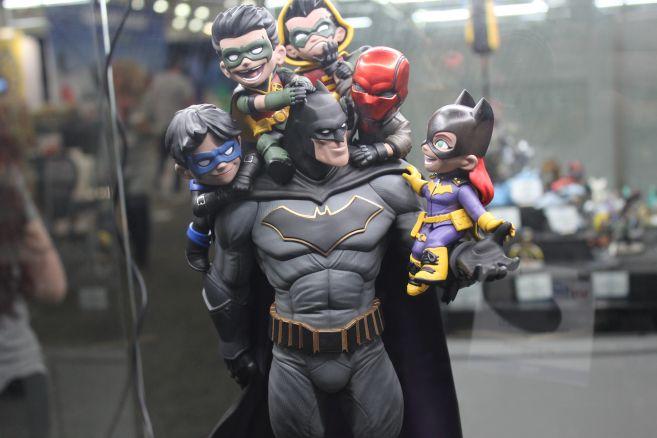QMx - Toy Fair 2019 - Batman Family Q-Master Diorama - 09