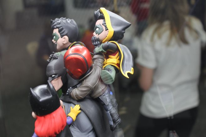 QMx - Toy Fair 2019 - Batman Family Q-Master Diorama - 12