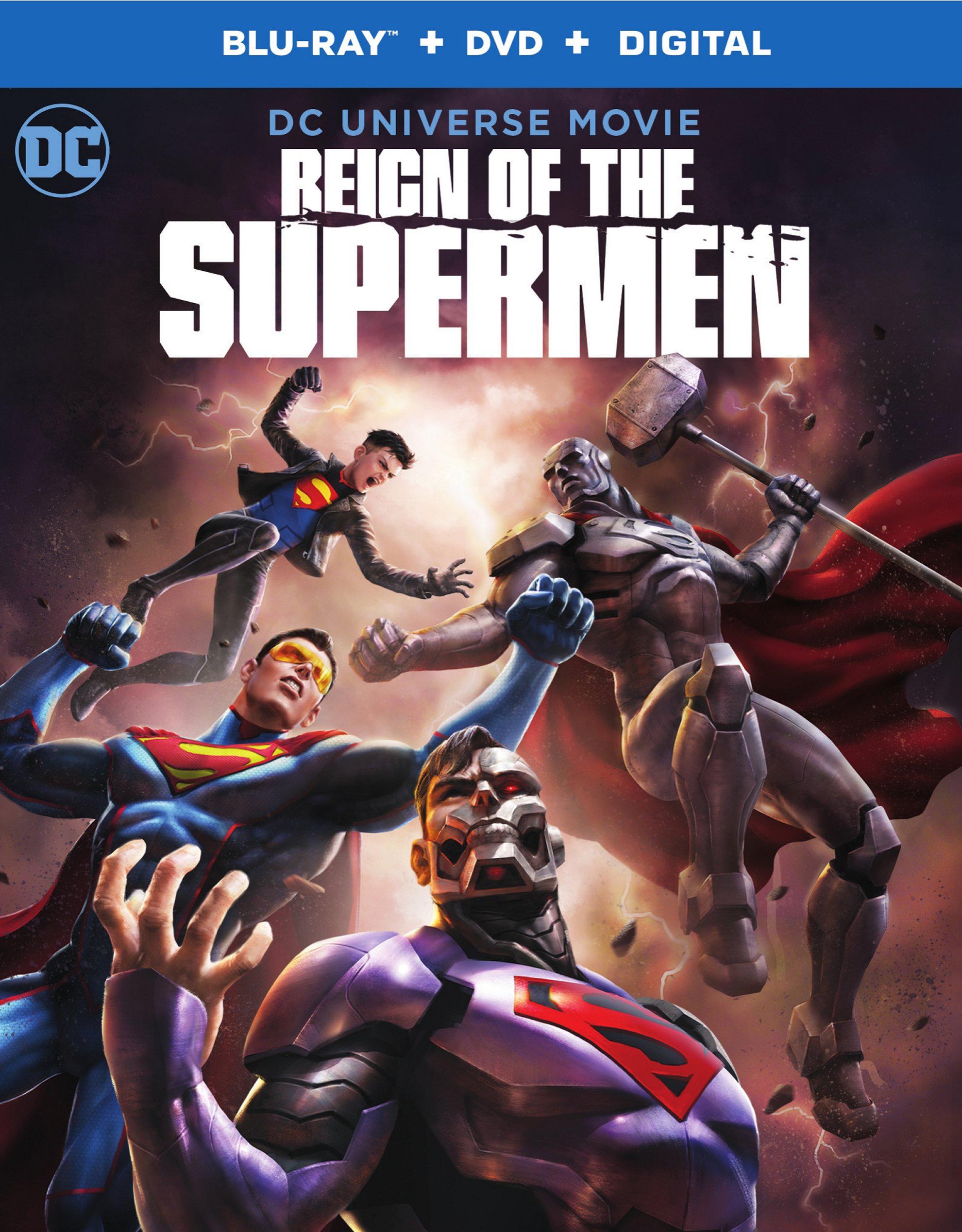 Reign Of The Supermen Review Batman News