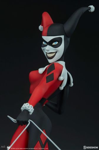 Sideshow - Batman the Animated Series - Harley with Hyenas - 02