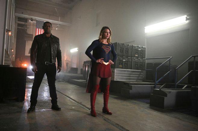 Supergirl - Season 4 - Ep 13 - 15
