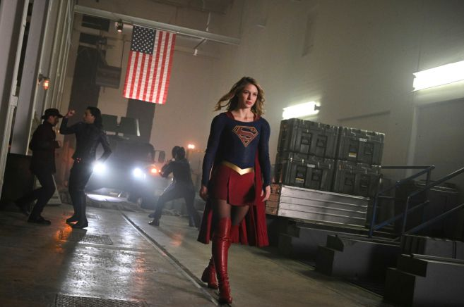 Supergirl - Season 4 - Ep 13 - 16