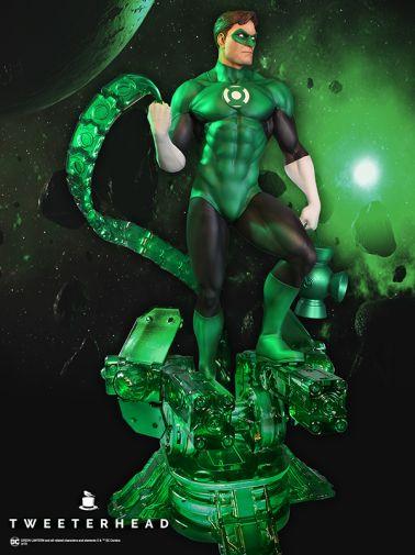 Tweeterhead - Green Lantern Statue - 04