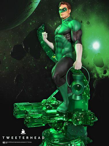 Tweeterhead - Green Lantern Statue - 05