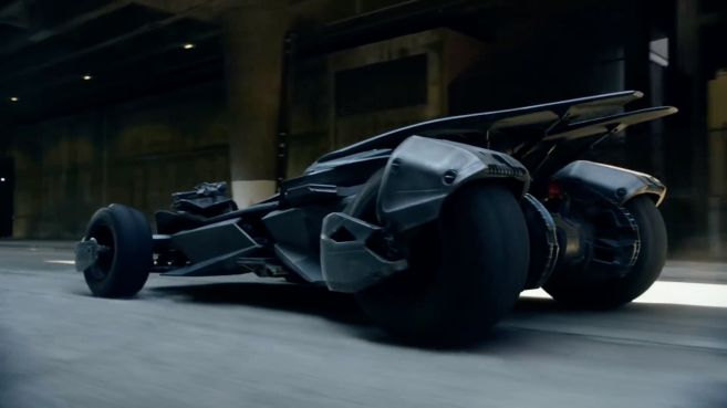 Walmart - Super Bowl LIII Commercial - Batmobile - 03