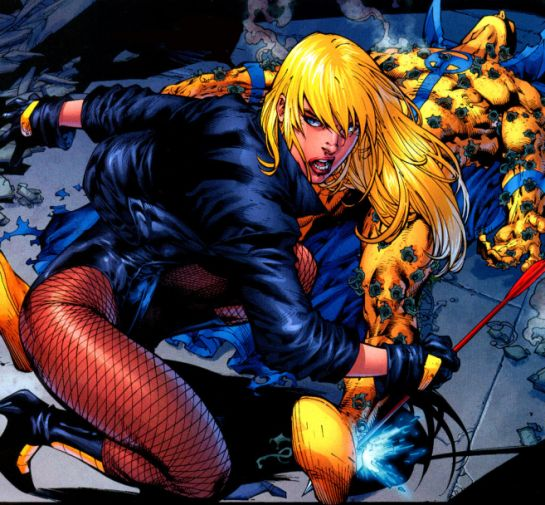 DC Comics Black Canary