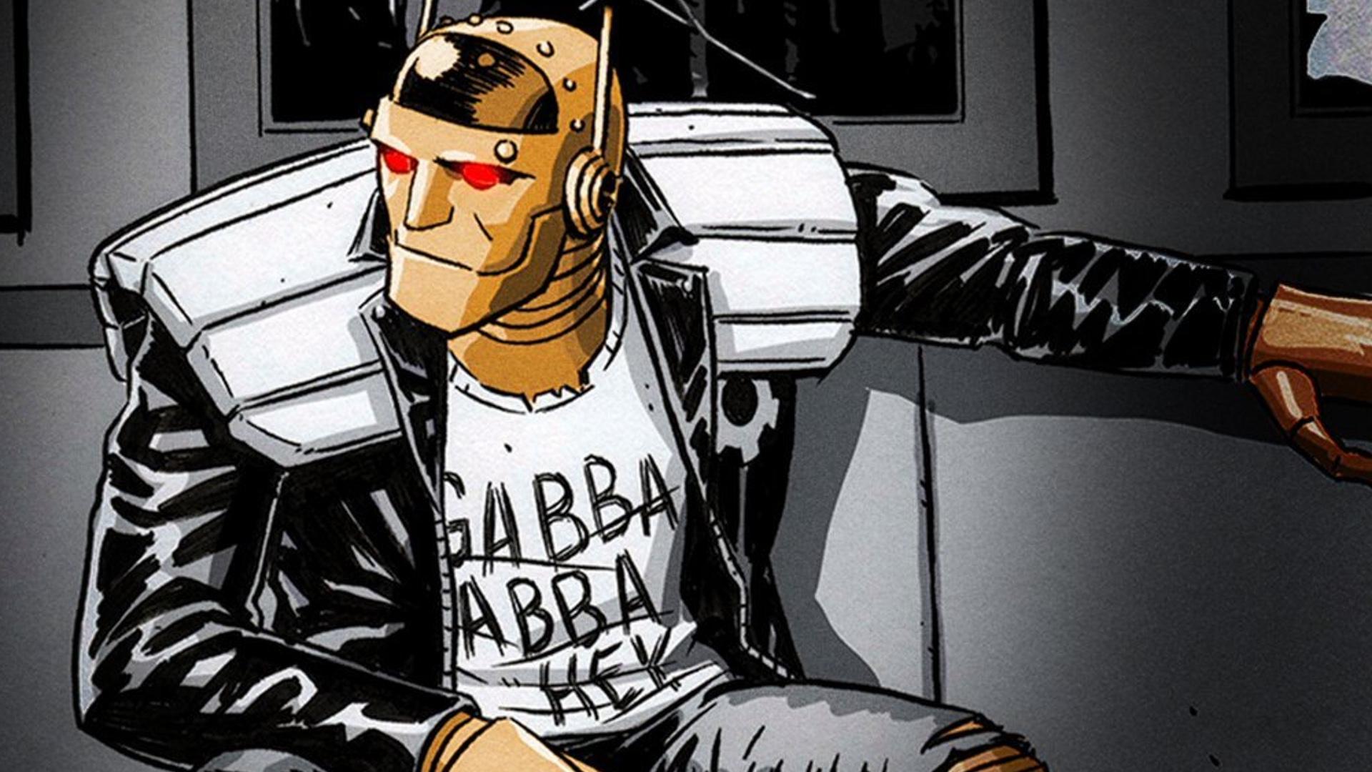 Robotman Who Is The Steel Heart Of Doom Patrol Batman News
