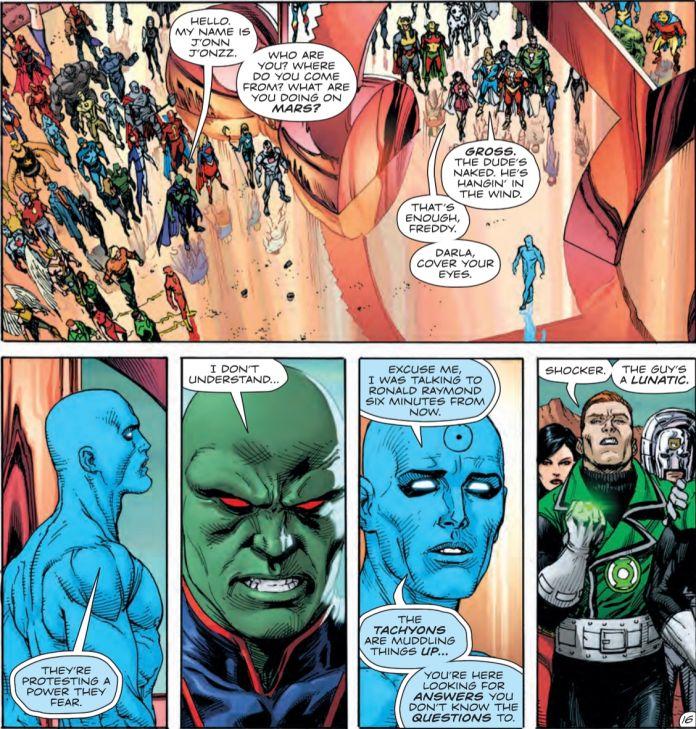 Doomsday Clock #9 review | Batman News