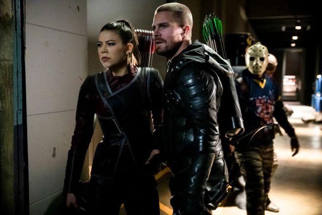 Arrow - Season 7 - Ep 17 - 02