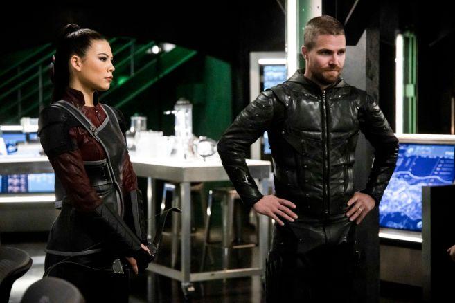 Arrow - Season 7 - Ep 17 - 10