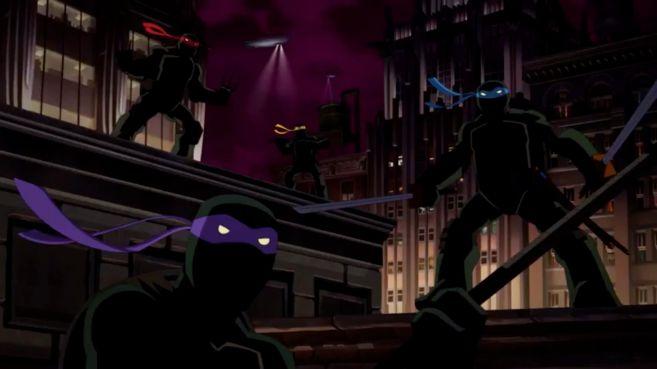Batman vs TMNT - Trailer 1 - 10