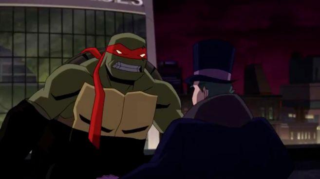 Batman vs TMNT - Trailer 1 - 11