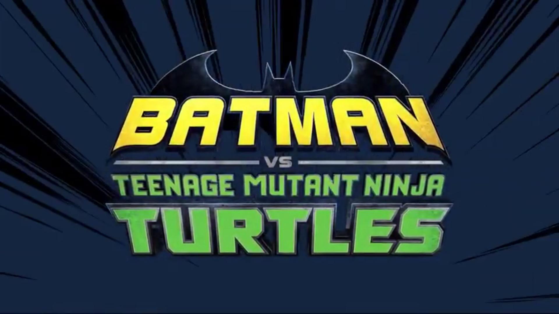 Batman Vs Teenage Mutant Ninja Turtles Trailer Is Here Batman News