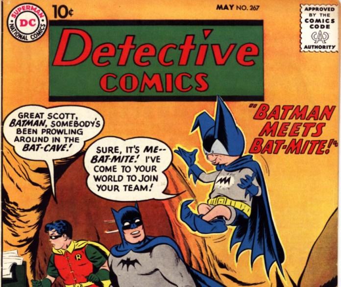 Detective Comics 267 - First Bat-Mite