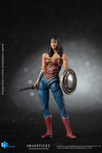 Hiya Toys - Injustice 2 - Wonder Woman - 03