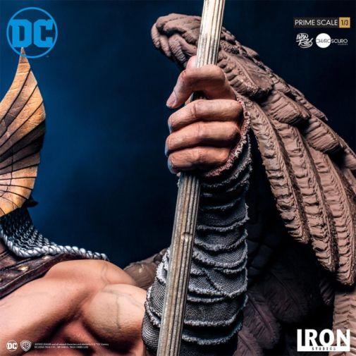Iron Studios - DC Comics - Hawkman - Closed Wings - 04