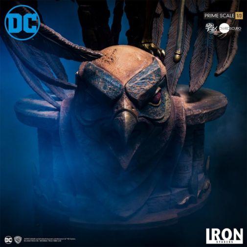 Iron Studios - DC Comics - Hawkman - Closed Wings - 06