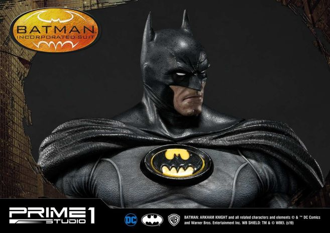 Prime 1 Studio - Batman Arkham Knight - Batman Incorporated Suit - 30