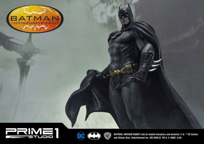Prime 1 Studio - Batman Arkham Knight - Batman Incorporated Suit - 37