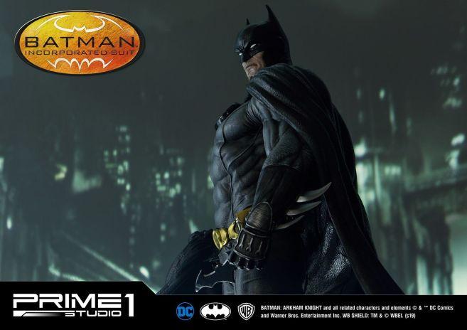 Prime 1 Studio - Batman Arkham Knight - Batman Incorporated Suit - 40