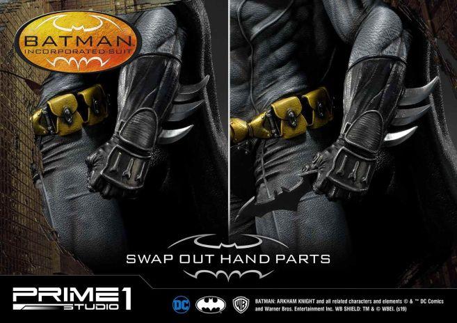 Prime 1 Studio - Batman Arkham Knight - Batman Incorporated Suit - 41