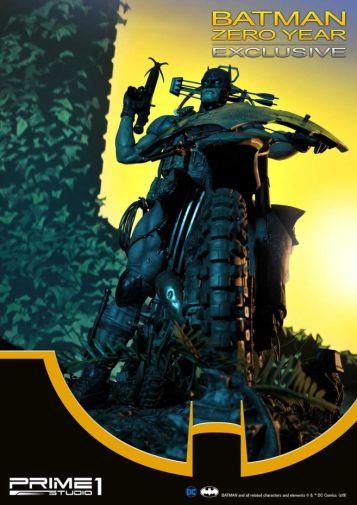 Prime 1 Studio - Batman Zero Year - 11