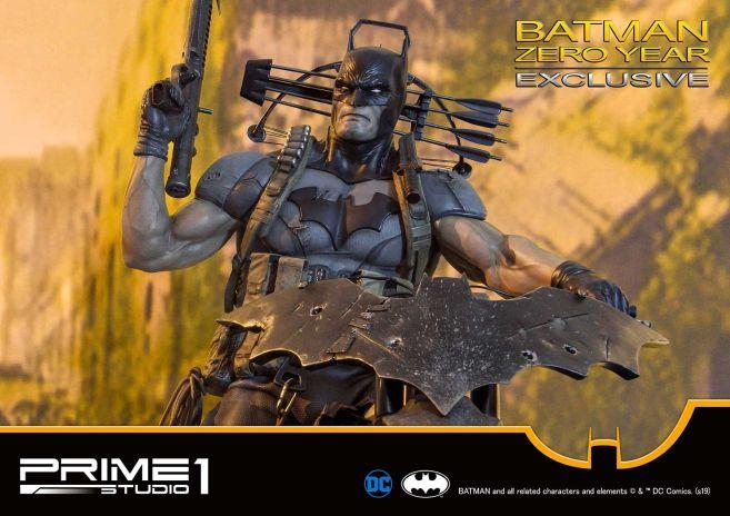 Prime 1 Studio - Batman Zero Year - 15