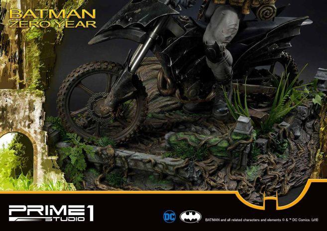 Prime 1 Studio - Batman Zero Year - 26