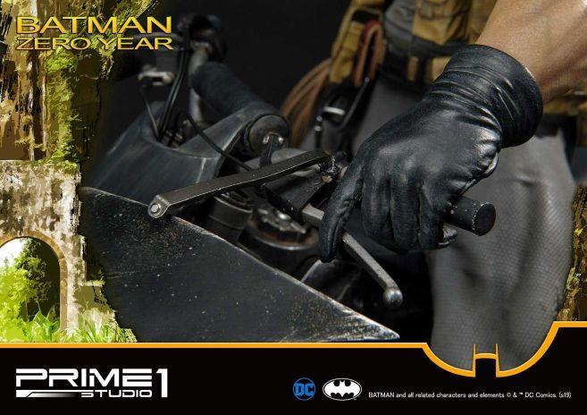 Prime 1 Studio - Batman Zero Year - 30