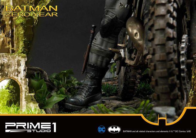 Prime 1 Studio - Batman Zero Year - 31