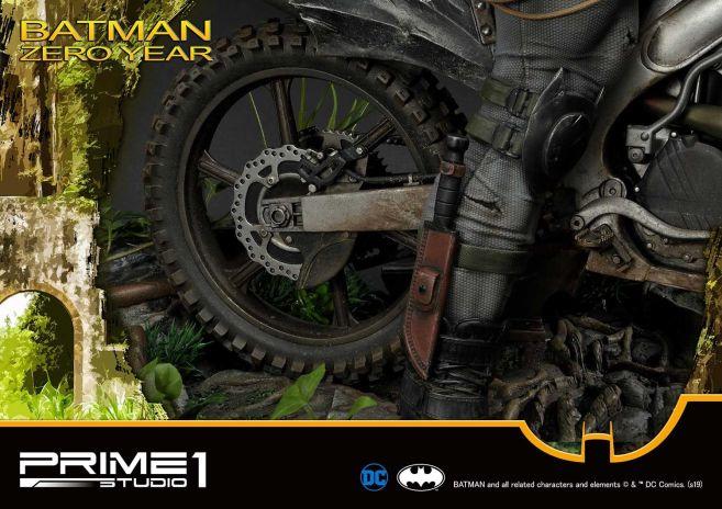 Prime 1 Studio - Batman Zero Year - 33