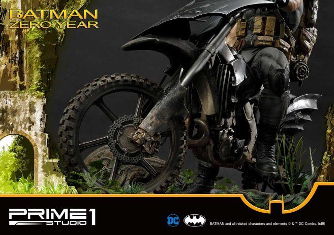 Prime 1 Studio - Batman Zero Year - 36