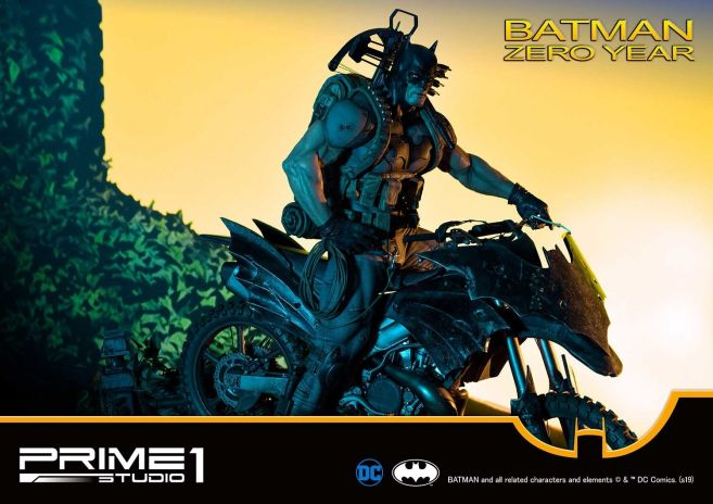 Prime 1 Studio - Batman Zero Year - 42