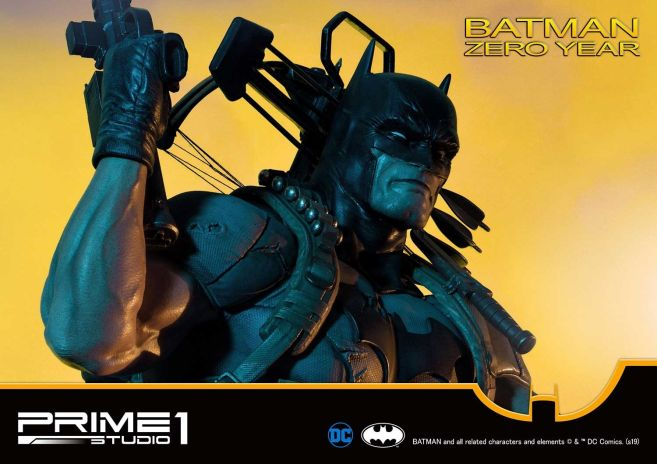 Prime 1 Studio - Batman Zero Year - 44
