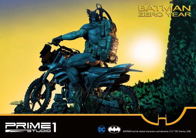 Prime 1 Studio - Batman Zero Year - 46