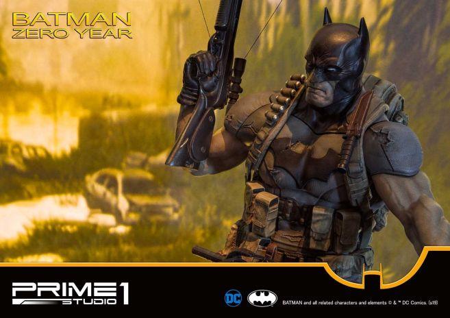 Prime 1 Studio - Batman Zero Year - 50