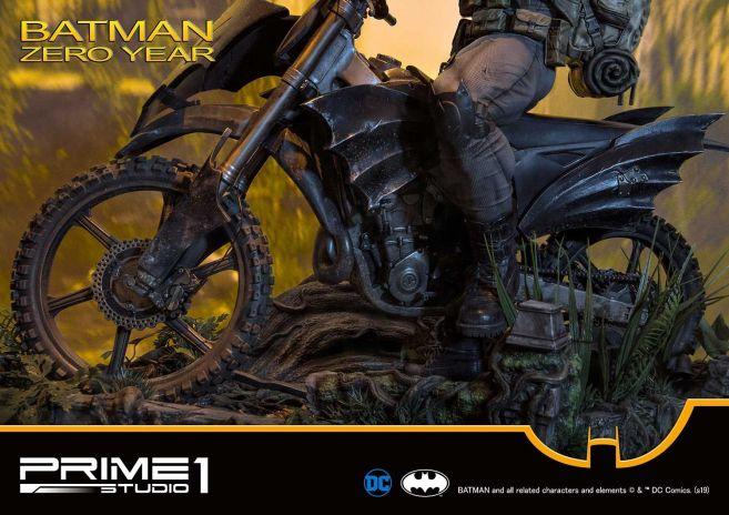 Prime 1 Studio - Batman Zero Year - 52