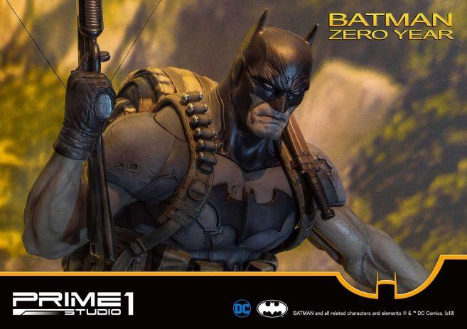Prime 1 Studio - Batman Zero Year - 53