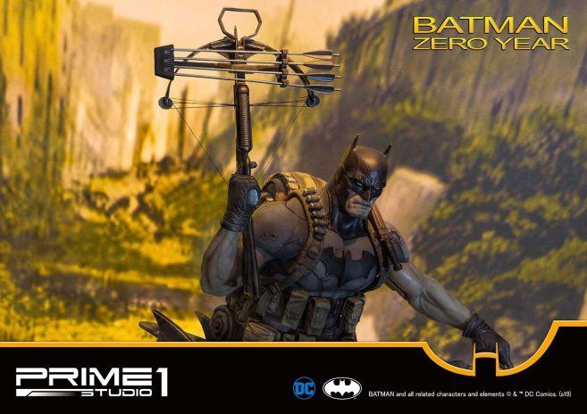 Prime 1 Studio - Batman Zero Year - 54