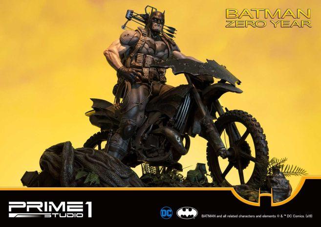 Prime 1 Studio - Batman Zero Year - 55