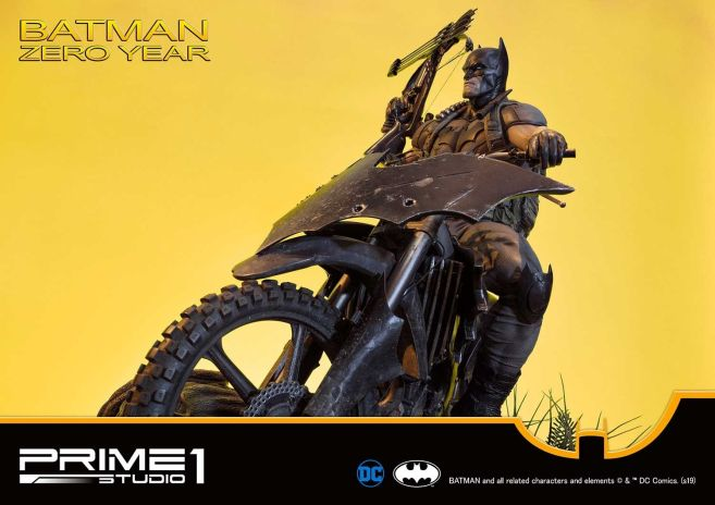 Prime 1 Studio - Batman Zero Year - 56