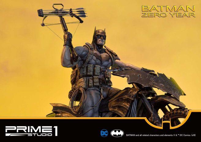 Prime 1 Studio - Batman Zero Year - 59