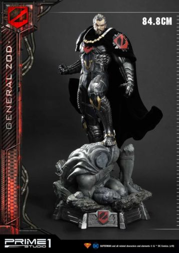 Prime 1 Studio - Superman - General Zod - 05